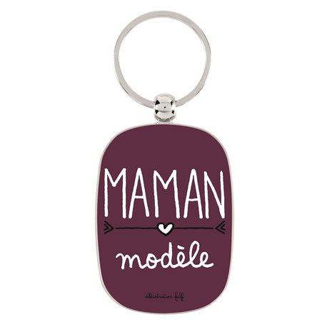 Porte-clés OPAT Maman modèle