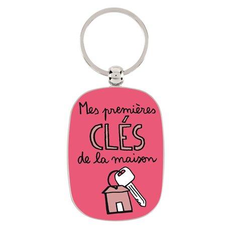 Porte-clés OPAT Mes premières clés de la maison