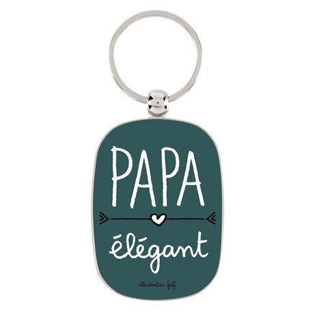 Porte-clés OPAT Papa élégant