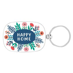 Porte-clés OPAT Happy home