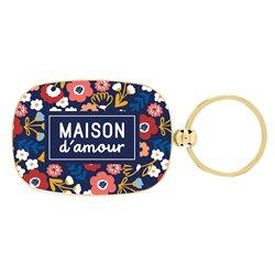 Porte-clés OPAT Maison d'amour