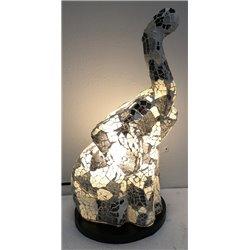 Lampe éléphant 30cm