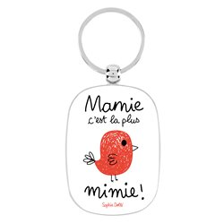Porte-clés OPAT Mamie