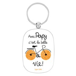 Porte-clés OPAT Avec papy