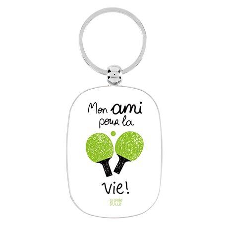 Porte-clés OPAT Mon ami pour la vie