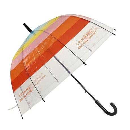 Parapluie CLOCHE Dans 5 minutes