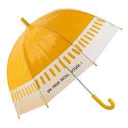 Parapluie FYSCAL Un, deux, trois...soleil!