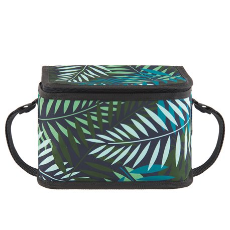 Sac a lunch isotherme KRYSTAL Feuilles