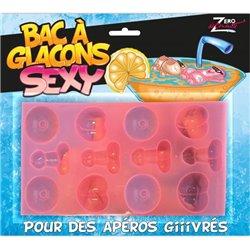 BAC A GLACONS SEXY
