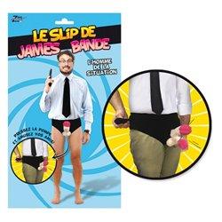 SLIP JAMES BANDE