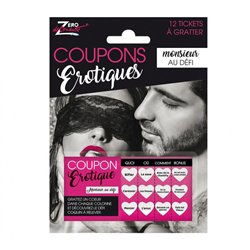 COUPONS MONSIEUR AU DEFI