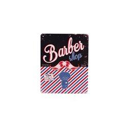 PLAQUE DECO 'BARBER'