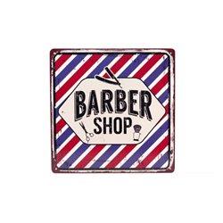 PLAQUE DECO BARBER SHOP 'BARBER'