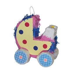 Pinata chariot bébé