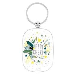 Porte-clés Papi chéri